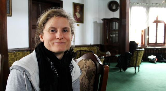 na fot.: Anna Martinetz / reżyser filmu