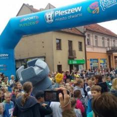 na fot.: Bieg Przemysława